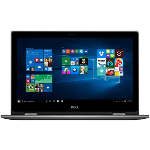 Dell i5578-10050GRY 15.6` Intel i7-7500U 16GB RAM Full HD Laptop - OPEN BOX