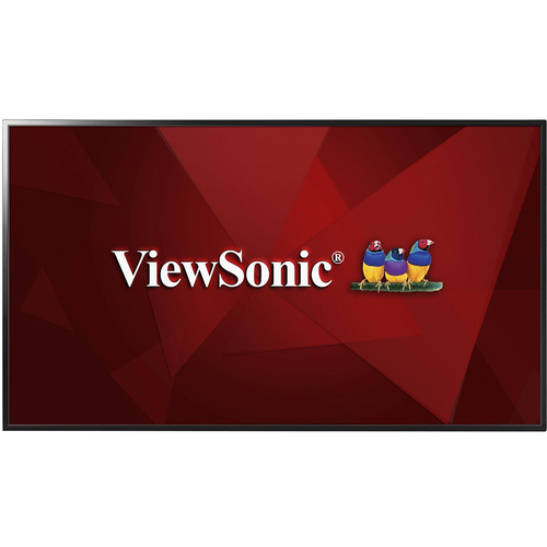 ViewSonic CDE4302 43` 1080p Commercial LED Display with USB Media Player, HDMI