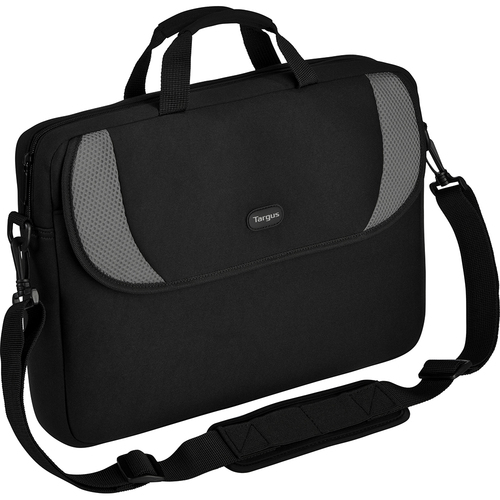 Targus 16` Laptop Sleeve in Black/Gray - CVR200