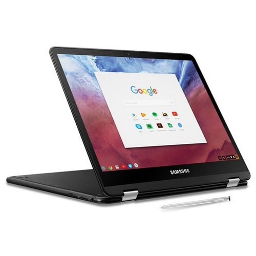 Samsung XE510C24-K01US Chromebook Pro 12.3` Intel M3-6Y30 2-in-1 Tablet w/ Pen