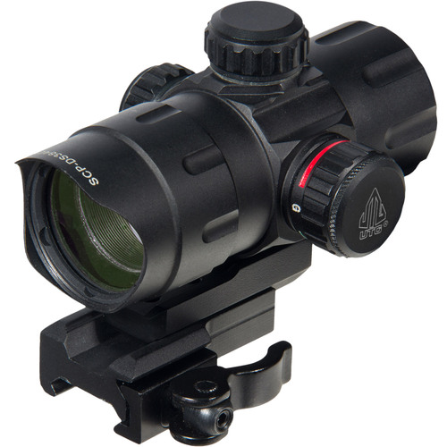 "4.2"" ITA Red/Green T-Dot with QD Mount, Riser Adaptor - SCP-DS3840TDQ"