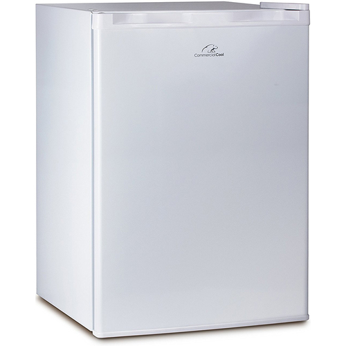 Commercial Cool 2.6 Cu. Ft. Mini Fridge - White (CCR26W) w/ Freezer Compartment