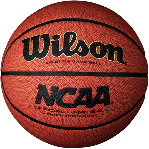Wilson Official Solution Game Ball Basketball
