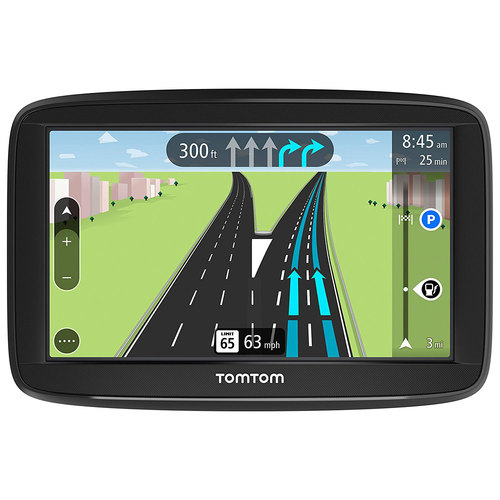 TomTom VIA 1625TM 6` Portable Touchscreen Car GPS Navigation Device - Lifetime Maps