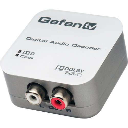 Gefen TV Digital Audio Decoder