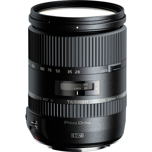 Tamron 28-300mm F/3.5-6.3 Di VC PZD Lens for Sony - Refurbished