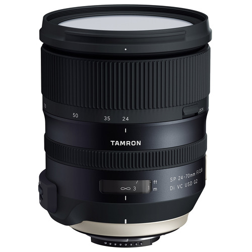 Tamron SP 24-70mm f/2.8 Di VC USD G2 Lens for Nikon Mount (AFA032N-700)