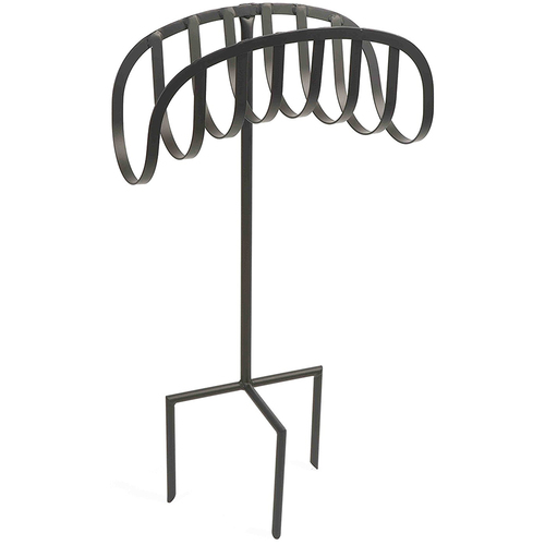 Liberty Garden Manger Hose Stand in Black - 647