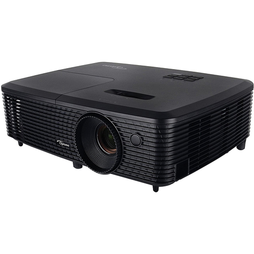 Optoma Full 3D SVGA 3200 Lumen DLP Projector with Superior Lamp Life