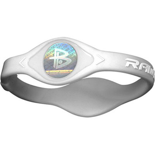 Rawlings Power Balance Performance Bracelet - White (Medium)