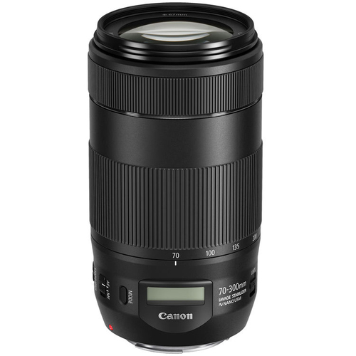 Canon EF 70-300mm f/4-5.6 IS II USM Lens for Canon DSLRs