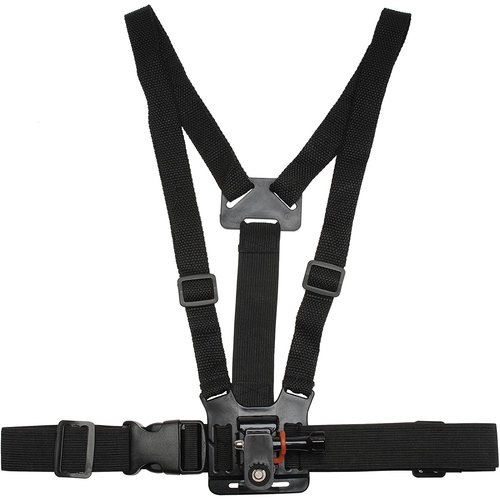 Vivitar Chest Strap Mount for GoPro & All Action Cameras (VIV-APM-7602)