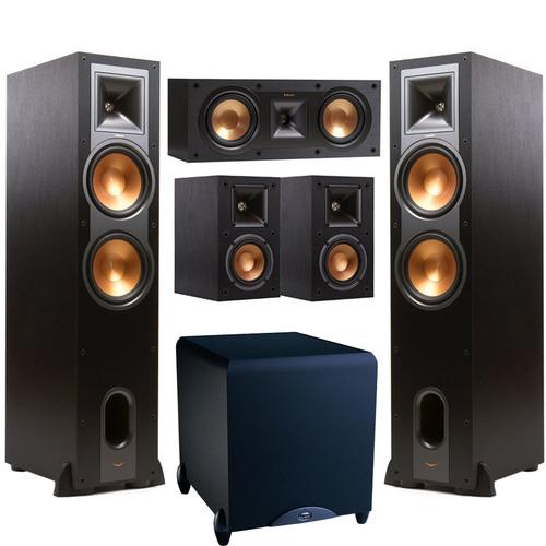 Klipsch R-28F Dual 8-inch Floorstanding Speaker (Pair) +