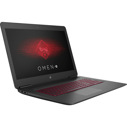 Hewlett Packard 17-w210nr OMEN 17` Intel i7-7700HQ 8GB Gaming Laptop - 1QL51UA#ABA