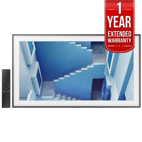 Samsung Flat 55` LED 4K UHD The Frame SmartTV 2017 Model + 1 Year Extended Warranty