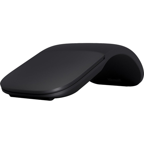 Surface Arc Mouse Black: Snap On and Off ELG-00001