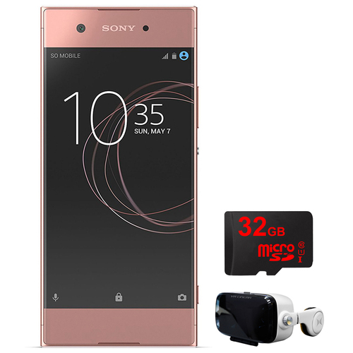Sony XA1 Ultra 32GB 6` Smartphone Unlocked Pink w/ 32GB + Virtual Reality Cinema