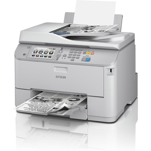 Epson WorkForce Pro MF-M5694 MFP Monochrome Printer (1200x2400 dpi) - C11CE37201