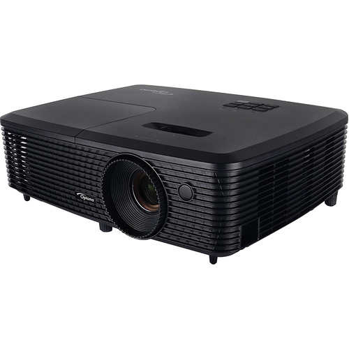 Optoma Full 3D SVGA 3500 Lumen DLP Projector w/ Superior Lamp Life -Factory Refurbished