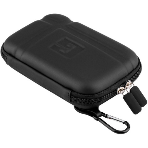 Hard EVA Case with Zipper for Tablets and GPS - 5 Inch
