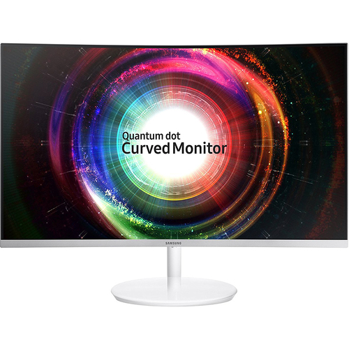 Samsung Curved 32-Inch QHD FreeSync Gaming Monitor (2017 Model) - OPEN BOX