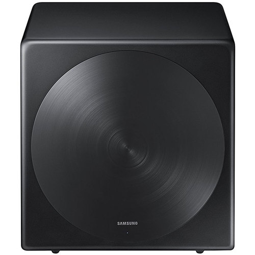 Samsung SWA-W700 Wireless Sleek Unibody Design Subwoofer for Sound+ Soundbars (Black)
