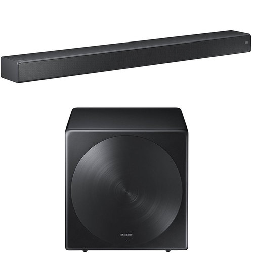 Samsung HW-MS750 Sound+ Premium Soundbar with SWA-W700 Wireless Subwoofer