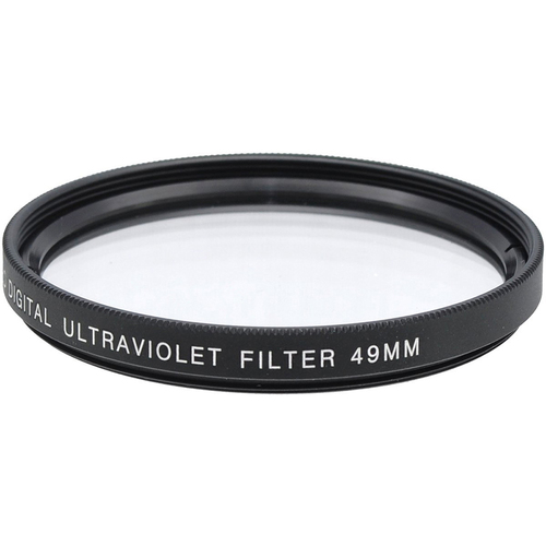 49mm Multicoated UV Protective Filter