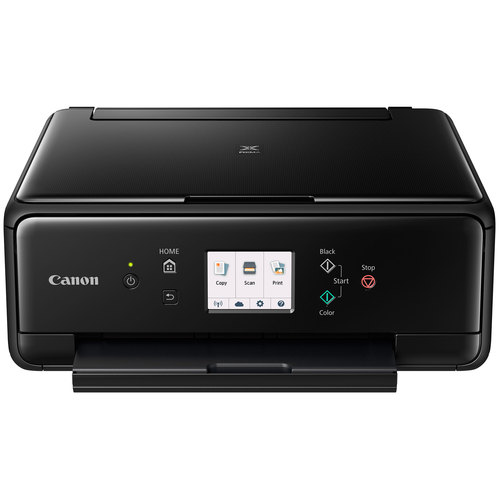 Canon TS6120 Wireless Inkjet All-in-One Printer (Black)