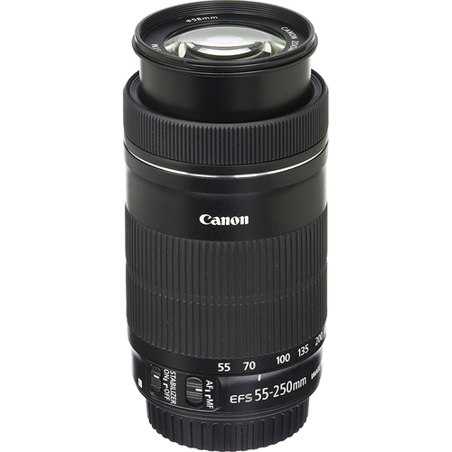 EF-S 55-250mm f/4-5.6 IS STM Lens (8546B002)