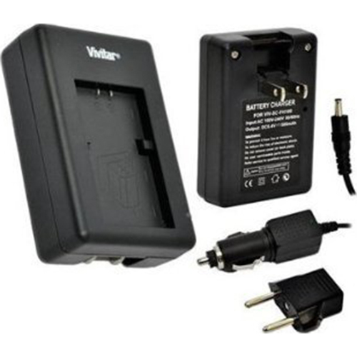 Rapid Charger for Nikon ENEL12 Battery - VIV-QCB-300