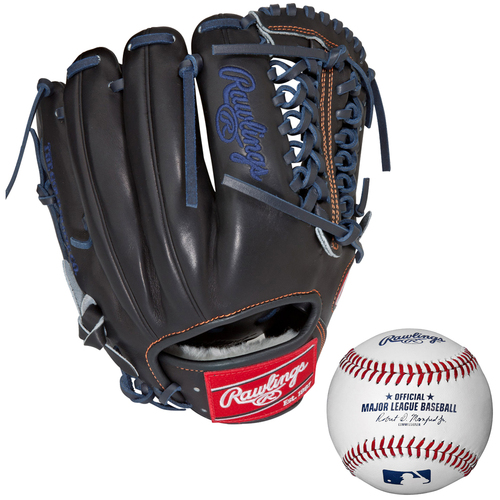 Rawlings Pro Preferred 12` Dallas Keuchel Baseball Glove w/ Rawlings Baseball