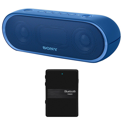 Sony XB20 Portable Wireless Speaker w/ Bluetooth Stereo Receiver and Transmitter
