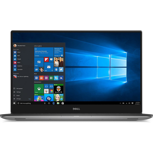 Dell XPS9550-10000 15.6` Intel i7-6700HQ 1TB SSD 4K Touch Laptop - Refurbished