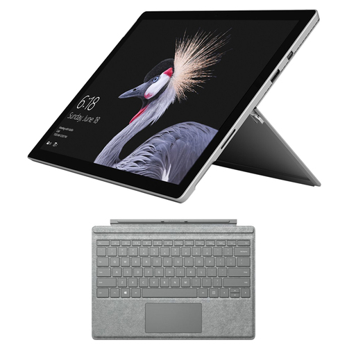 Microsoft Surface Pro 12.3` Intel i7-7660U 16/512GB Touch Tablet+M1755 SignaType Cover
