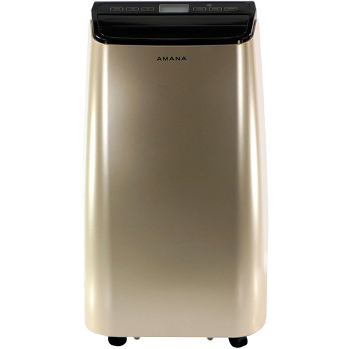 Amana 12000 BTU Portable AC Gold/Black