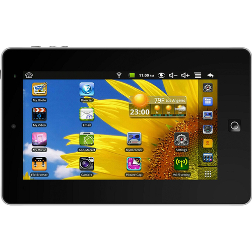 Ematic 7` Multi-Touch Screen eGlide 2 Android 2.2 4GB Tablet - OPEN BOX