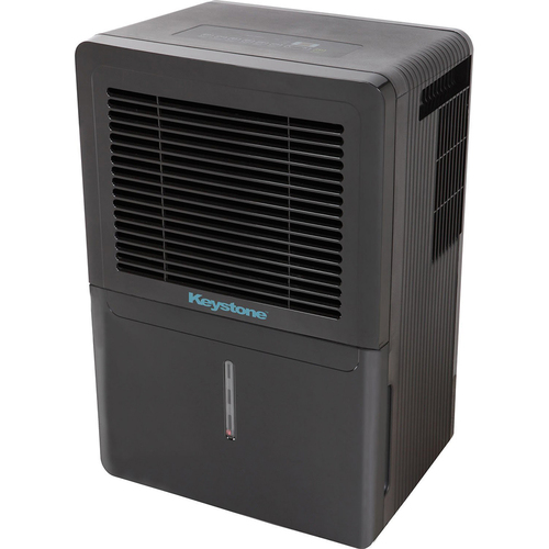 Keystone 50 Pint Dehumidifier with Electronic Controls