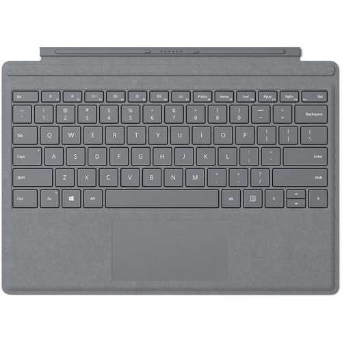 Microsoft FFP-00001 Surface Pro Signature Type Cover, Platinum