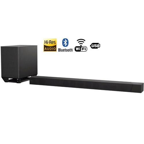 Sony HT-ST5000 7.1.2ch 800W Dolby Atmos Sound Bar - Certified Refurbished
