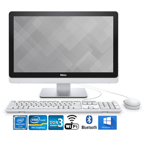 Dell Inspiron 22 3000 3263 All-in-one Computer - Intel 4405u, 4GB RAM - Refurbished