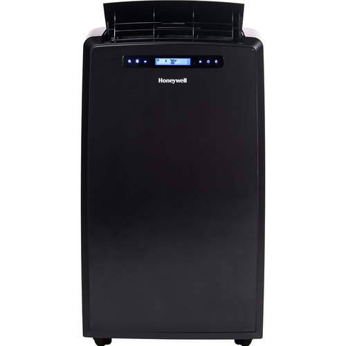 Honeywell 14000 BTU Cooling LCD Display Single Hose Portable Air Conditioner - MM14CCSBB