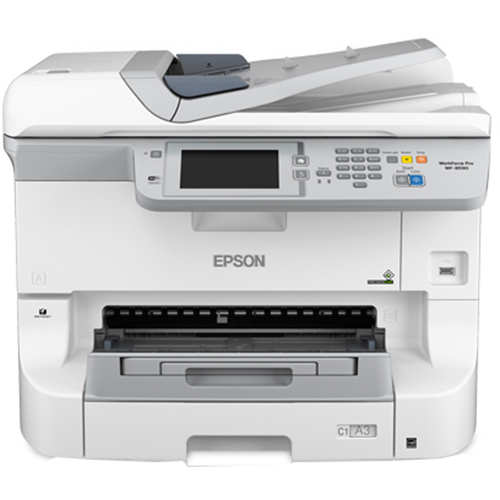 Epson WorkForce Pro WF-8590 Network A3 Multifunction Color Printer (C11CD45201-NA)