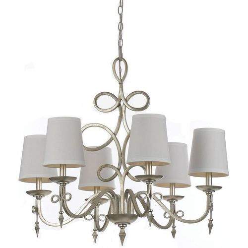 AF Lighting Rhythm Chandelier - 8431-6H