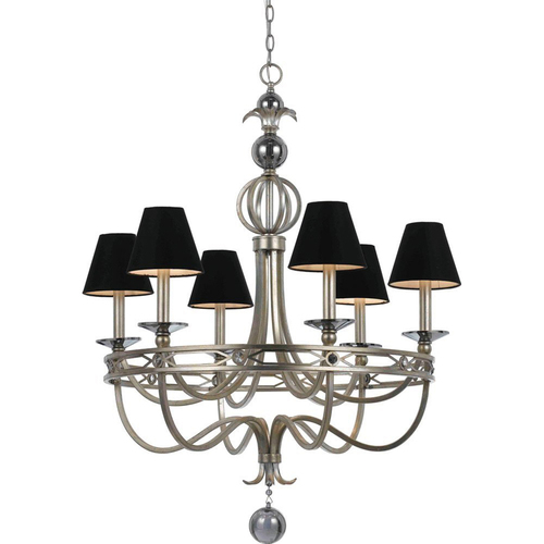 AF Lighting Over The Top Pendant - 8700-6H