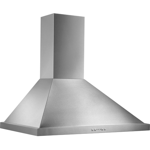 Broan 30` 500 CFM Range Hood Traditional Canopy in Stainless Steel - EW5830SS