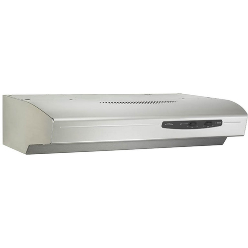 Broan 42  Convertible Range Hood Variable Speed Light 220 CFM