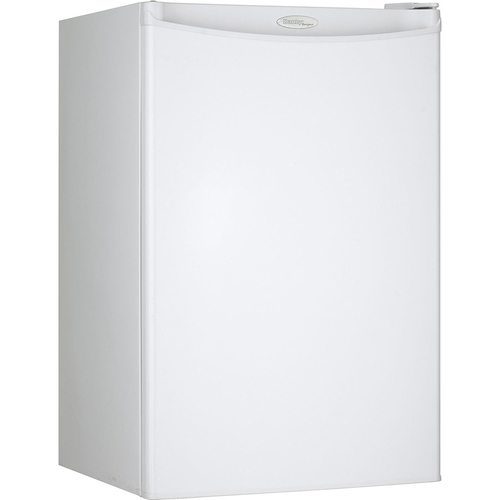 Danby Designer 4.4 Cu.Ft. Compact Refrigerator in White - DCR044A2WDD