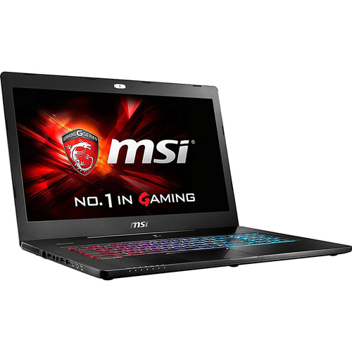 MSI GS72 STEALTH PRO i7-6700HQ 17.3` Gaming Laptop (OPEN BOX)