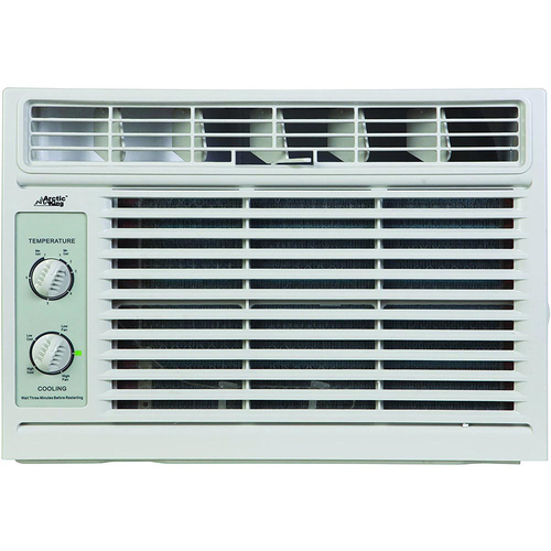 Arctic King 5000 BTU Window Air Conditioner with Mechanical Controls - AKW05CM71-A